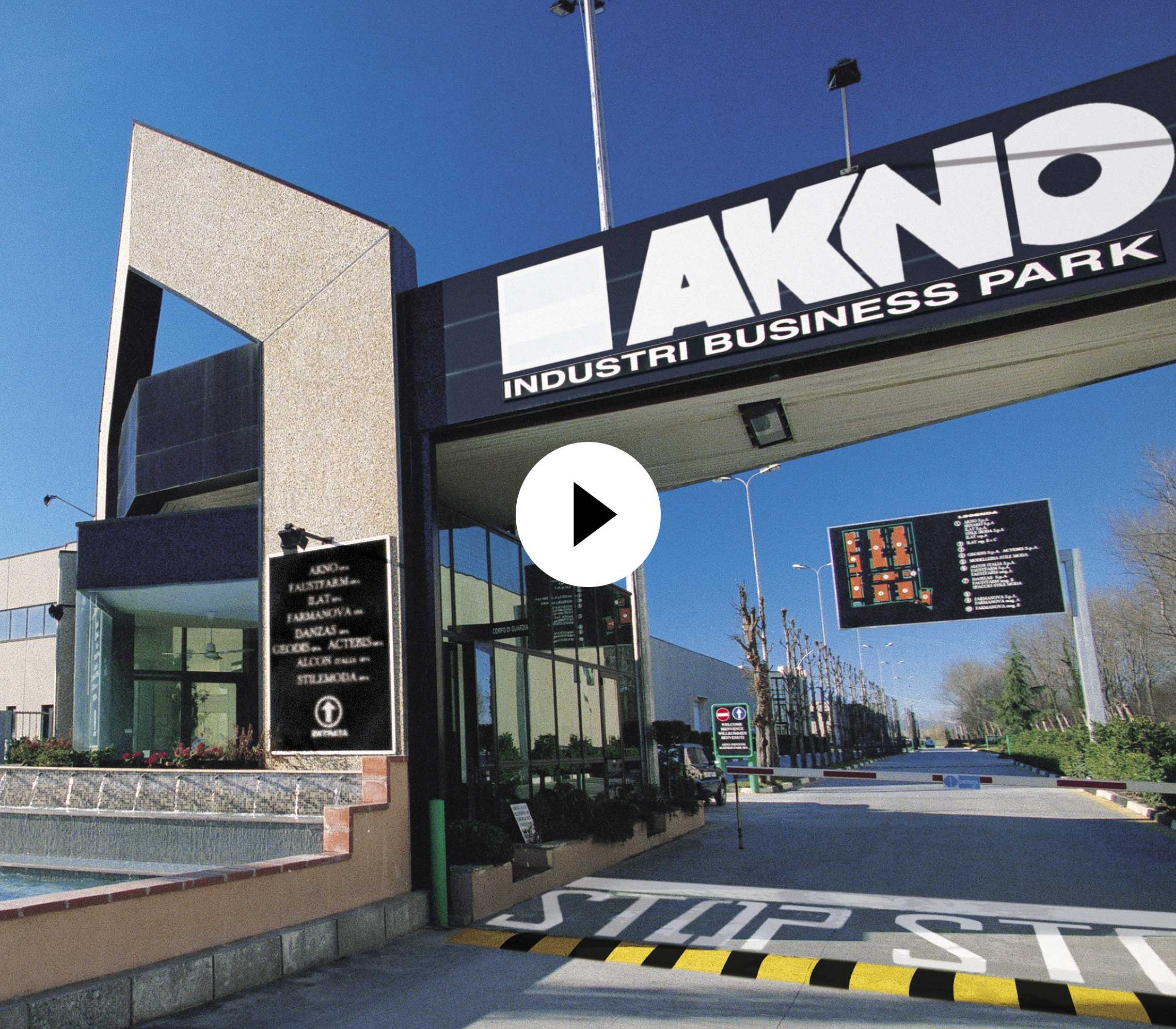 AKNO Business Parks Video