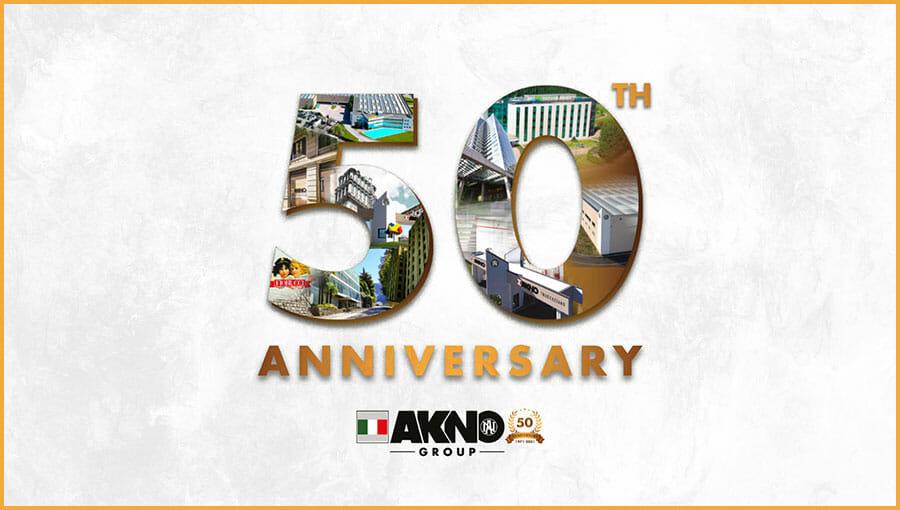 Anniversary AKNO